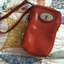 Red Fossil Camera/phone Holder Keychain Photo