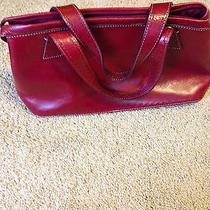Red Fossil Purse Photo