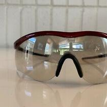 Red Frame With Clear Prism Frame Sunglasses Photo