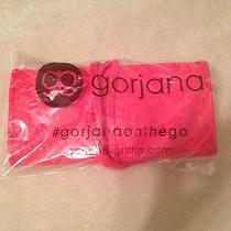 Red Gorjana Wrap Jewelry Travel Case Photo