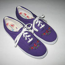 Red Hat Society Ladies Keds Grasshoppers Sneakers Shoessz. Cleansale 8.99 Photo