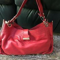 Red Jimmy Choo Handbag Photo
