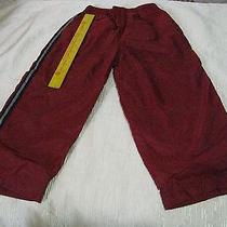 Red Long Pants Carter's Size 5 Children Photo