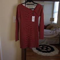 Red Missoni Dress Photo