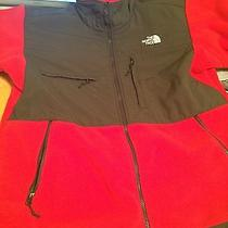 Red North Face Polartec  Photo