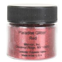 Red Paradise Glitter Photo