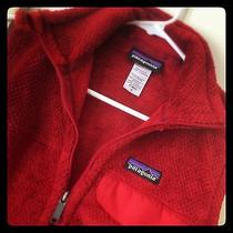 Red Patagonia Vest  Photo