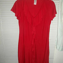 Red Polyester Dress (Avon) Photo