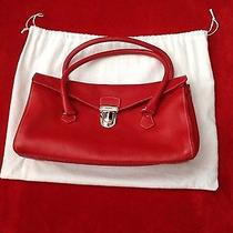 Red Prada Handbag Photo