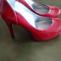 Red Pumps Photo