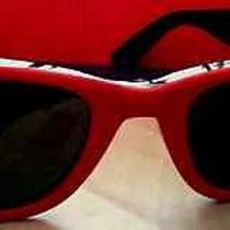 Red Ray Bans  Photo