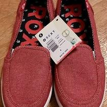 Red Roxy Shoes Photo