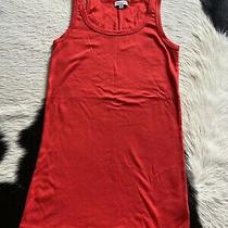 Red Splendid Vest Top Size Small Photo