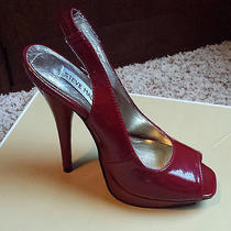 Red Steve Madden Heels Photo