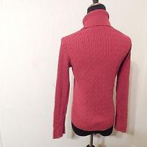 Red Sweater in Medium - Fitted Design Photo