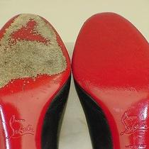 Red Touch Up Paint Kit for Christian Louboutin Shoes Photo
