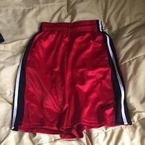 Red Under Armour Shorts Photo