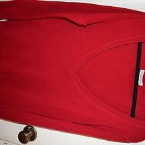 Red v-Neck Aeropostale Sweater Photo