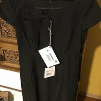 Red Valentino Black Cocktail Dress. Size 2. Brand New With Tags.  Photo