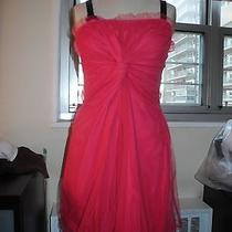 Red Valentino Brand New Fuschia Pink Dress Photo