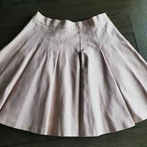 Red Valentino Pink Skirt Sz 44/m Photo