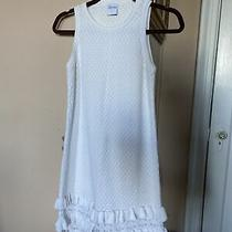 Red Valentino Women Dress White Photo