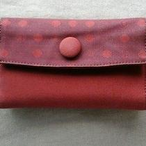 Red Volcom Trifoldwallet  Photo