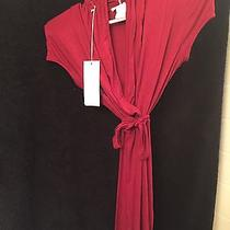 Red Wine Dress Xs Photo