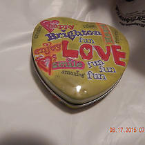 Reduced -- Brighton Collectible Jewelry Tin  Photo