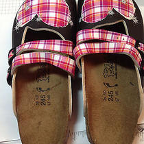 Reduced in Price  Birkenstock Heart Print Clogs Photo