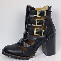 Reduced - Report Signature New Size 7.5 Women's Ashtin Multi Buckle Boots Photo