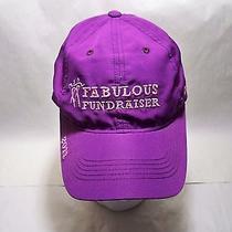 Reebok 2011 Avon Walk Fabulous Fundraisers Purple/pink Hat Nwt Photo