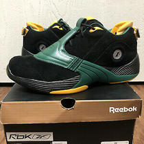Reebok Answer 5 Allen Iverson Bethel High Fx7199 Size 8 Retro Low Sneakers New Photo