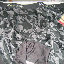 Reebok Black Camo Boxer Brief Pouch Size Extra Large Photo