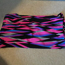 Reebok Bright Colorful Spandex Shoert Photo