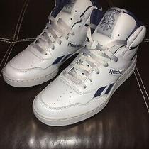 Reebok Classic Bb 4600 Hi Basketball Shoe Ee 3333 Mens Size 10 Photo