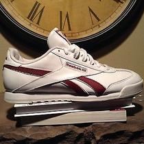 Reebok Classic (White/red) Photo