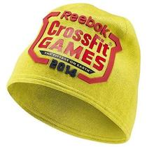 Reebok-Crossfit-2014-Games Beanie Limited Edition-Yellow Photo