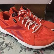 Reebok Crossfot Nano Form U V48442 Orange Red Speed Trainer Training Shoes 11 Photo