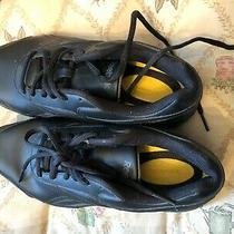 Reebok Dmx Ride Black Slip & Oil Resistant Work Shoes Sneakers Women Sz 6.5 Wide Photo