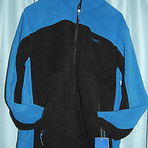 Reebok Fleece Men's Sweatshirt sz.small Black Nwt Photo