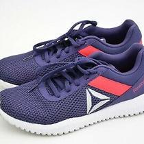 Reebok Flexagon Women's Running Shoes Red/ Purple Us 8 Slightly Used Photo