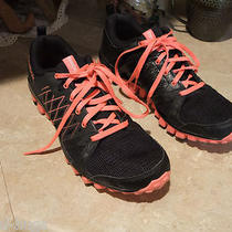 Reebok Fuse Frame Womens Running Shoes  Black & Pink  9.5 Photo
