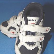Reebok Infant Shoes Baby Size 2 Photo