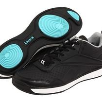 Reebok Jumptone Ezvert Men's Blk/aqua/steel Size 11.5 Photo
