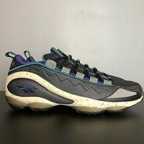 Reebok Men's 9.5 Dmx Run 10 Retro - Running Shoes Purple Teal Dv5113 Photo