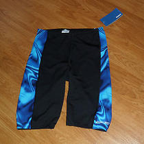 Reebok Men's Bike Shorts Stretch Size 30 Black Nwt Photo