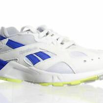 Reebok Mens Aztrek White Running Shoes Size 5 Photo