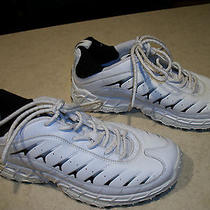 Reebok Mens Dmx  Leather  Size 7 Like New-Nice Photo