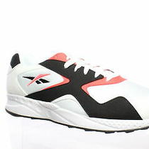 Reebok Mens White Running Shoes Size 12 Photo